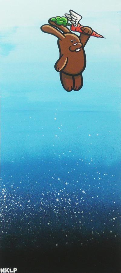 Lapin volant